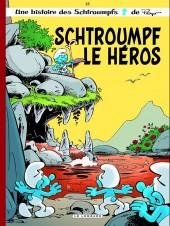 Les schtroumpfs -33- Schtroumpf le héros