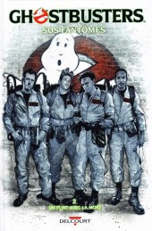 Ghostbusters - SOS Fantômes -2- Un flirt avec la mort