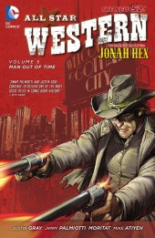 All Star Western (2011) -INT05- Man Out Of Time