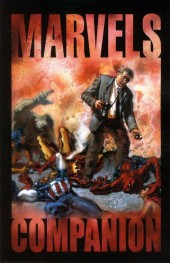 Tales of the Marvels -INT- Marvels Companion