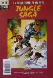 Un récit complet Marvel -30- Serval - Jungle Saga