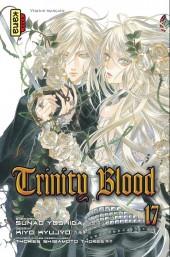 Trinity Blood -17-  tome 17