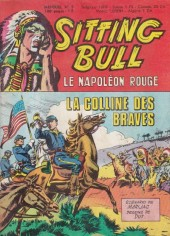 Sitting Bull, le Napoléon rouge -5- La colline des braves
