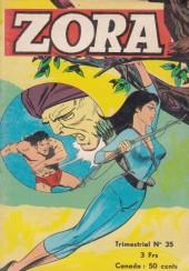 Zora -35- Les amours de Kim