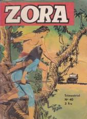 Zora -40- Kali se fâche