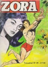 Zora -49- L'enlèvement de Kali