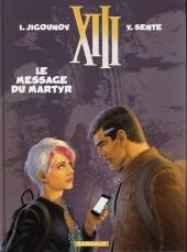 XIII -23ES- Le message du martyr