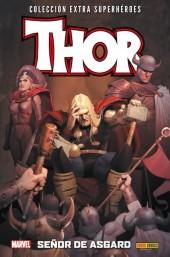 Colección Extra Superhéroes - Thor -4- Señor de Asgard