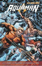 Aquaman (2011) -INT04- Death of a king