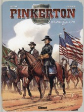 Pinkerton -3- Dossier massacre d'Antietam - 1862