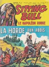 Sitting Bull, le Napoléon rouge -7- La horde aux abois