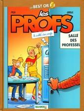 Les profs -BO4- La salle des profs