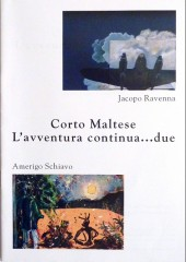 (AUT) Pratt, Hugo (en italien) -Cat- Corto Maltese - L'avventura continua...due