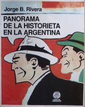 (AUT) Pratt, Hugo (en espagnol) -TL- Panorama de la historieta en la Argentina