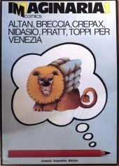 (AUT) Pratt, Hugo (en italien) -Cat- Imaginaria comics 1