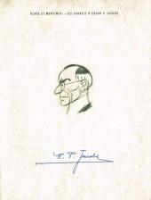 Blake et Mortimer -HS- Les Carnets d'Edgar P. Jacobs
