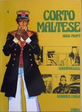 Corto Maltese (en néerlandais) -4- Godenvoedsel - Bananen-Conga