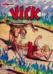 Vick -33- Rock Vanguard - La planète des monstres