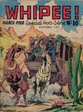 Whipii ! (Panter Black, Whipee ! puis) -16- les récits du Capitaine Walter - Frontières en flammes