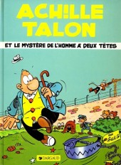 Achille Talon -14b86- Achille Talon et le mystère de l'homme à deux têtes