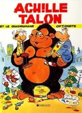 Achille Talon -15b87- Achille Talon et le quadrumane optimiste