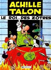 Achille Talon -17b88- Le roi des Zôtres