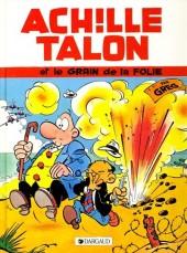 Achille Talon -19c84- Achille talon et le grain de folie