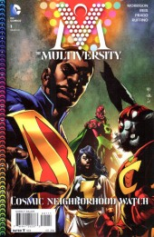 Multiversity (The) (2014) -1- House of Heroes