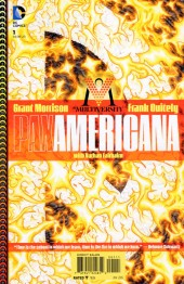 Multiversity (The) (2014) - Pax Americana : In Which We Burn