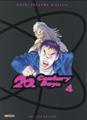 20th Century Boys - Deluxe -4- Tome 4