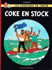 Tintin (Historique) -19C6- Coke en stock