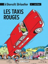 Benoît Brisefer -1Film- Les taxis rouges