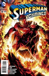 Superman Unchained (2013) -9- Let The Light In