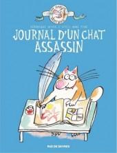 Le chat assassin -1- Journal d'un chat assassin