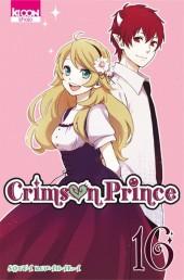Crimson Prince -16- Tome 16