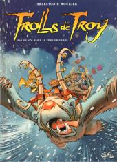 Trolls de Troy -19- Pas de Nöl pour le père Grommël