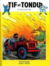 Tif et Tondu - La collection (Hachette)  -41- A feu et à sang