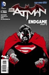 Batman (2011) -36- Endgame, part two