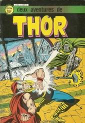 Thor le fils d'Odin -Rec01- Album N°1 (n°10 et n°11)