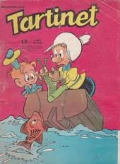 Tartinet -141- L'âge difficile