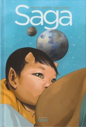Saga (Image comics - 2012) -INTHC01- Book One