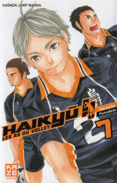 Haikyu !! Les As du Volley -7- Tome 7