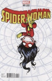 Spider-Woman (2015) -1VC- Issue 1