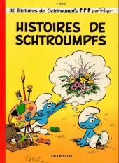Les schtroumpfs -8b79- Histoires de schtroumpfs