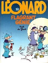 Léonard -19- Flagrant génie