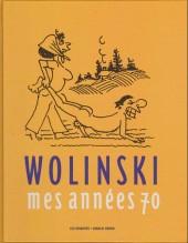 (AUT) Wolinski - Mes années 70