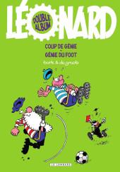 Léonard -INT01- Coup de génie - Génie du foot