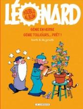Léonard -INT03- Génie en herbe - Génie toujours... prêt !