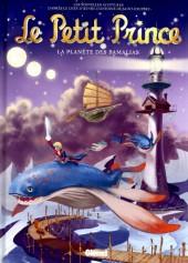 Le petit Prince - Les Nouvelles Aventures -23- La planète des Bamalias