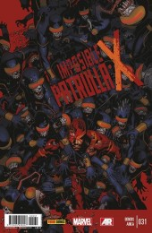 La imposible Patrulla-X -31- Pecado Original: El Testamento de Charles Xavier. Parte 4